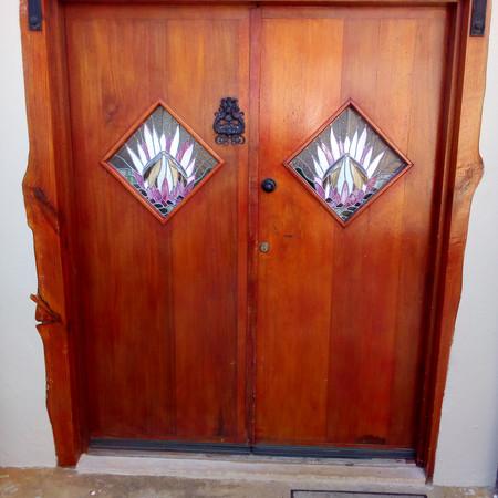 Vanessa Front Door, Proteas.