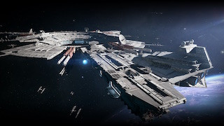 This is the starfighter battle you've been looking for...