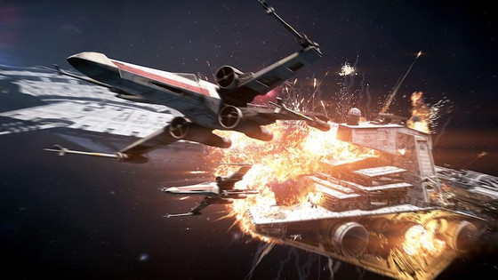 Gamescom Battlefront II Round up