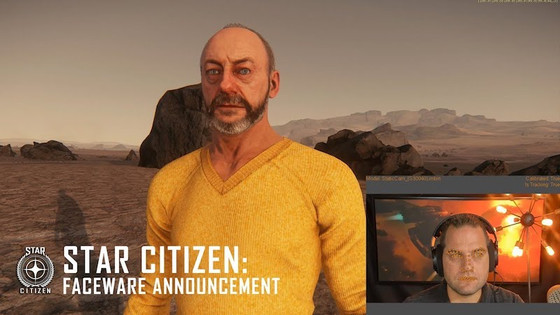 "Next level avatars from Star Citizen ""Faceware"""