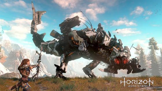 Horizon Zero Dawn : Frozen Wilds DLC, November 7