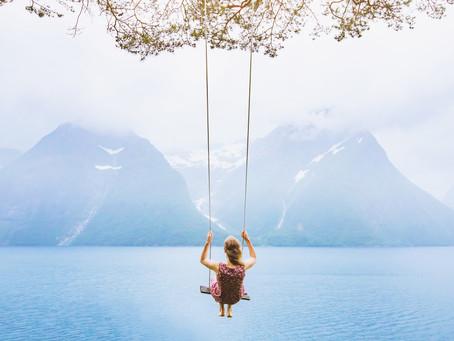 Norwegen, bei den Glücklichen