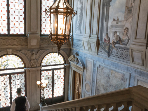 Aman Venice, Italy - Grand Staircase_Hig