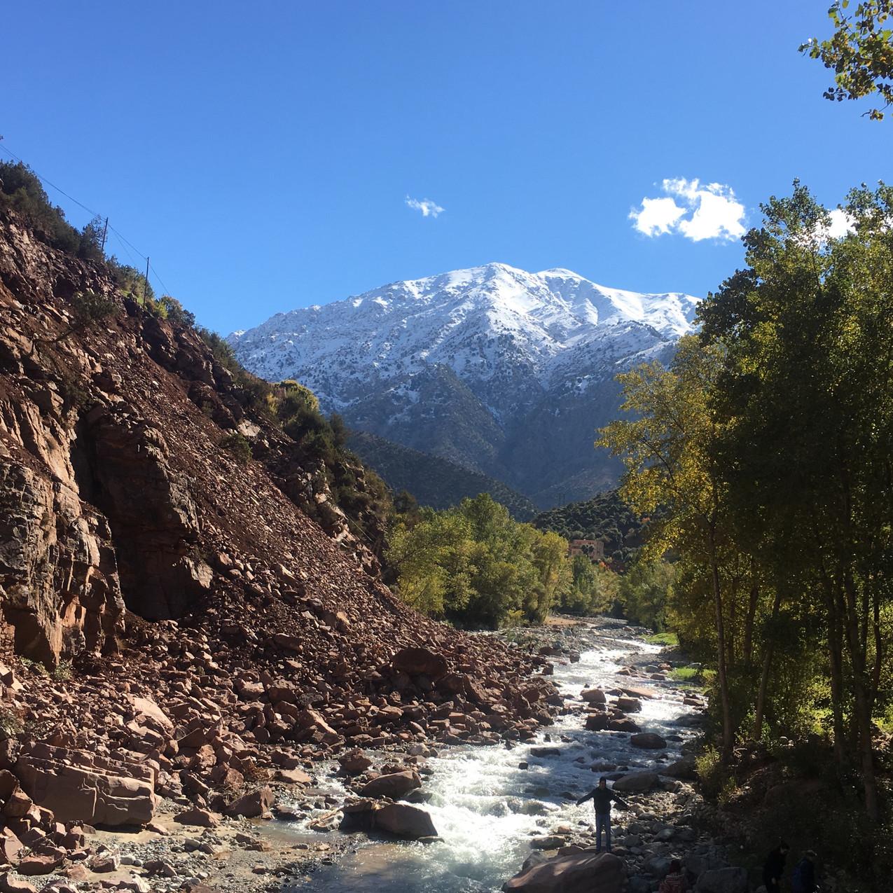 Solo Travel Part1 Atlas Mountains