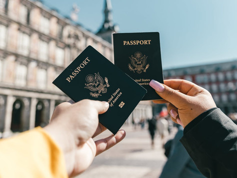 AN AMERICAN ABROAD: THE HIGHS AND LOWS
