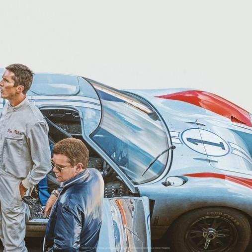 """Ford v. Ferrari"""
