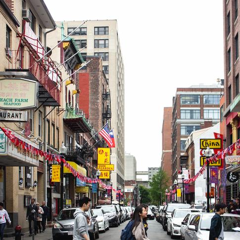 BOSTON'S INTERNATIONAL EATERIES