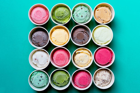 """The Hunt for """"Healthy"""" Ice Cream"""