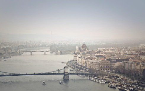 Twenty-Four Hours in Budapest