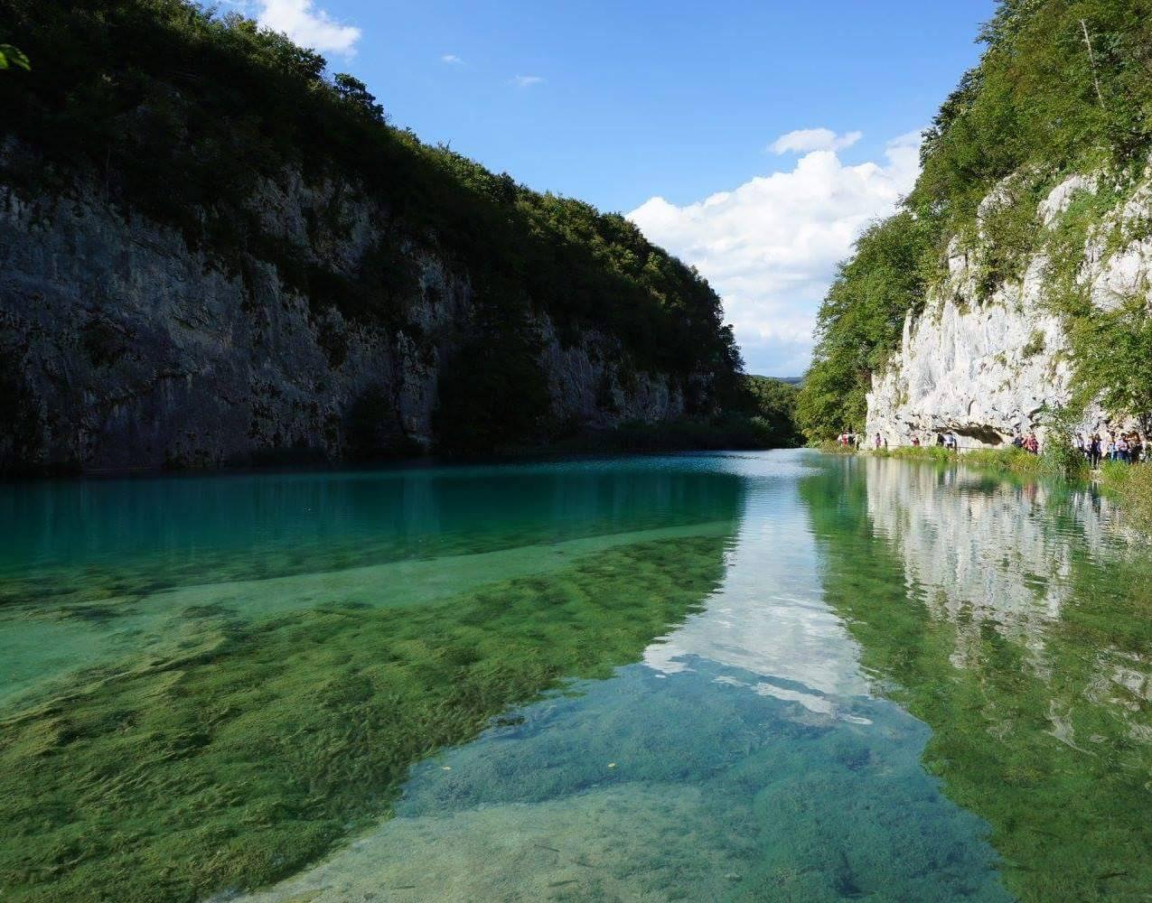 Solo Travel Part1 Plitvice Lakes