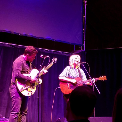 Live Review: Anais Mitchell at Arts at the Armory
