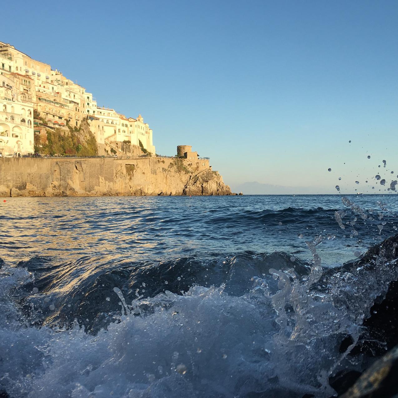Solo Travel Part1 Amalfi-Napoli