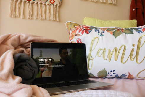 FINDING COMFORT IN THE FAMILIAR: HOW REWATCHING TV SHOWS CAN BE CALMING