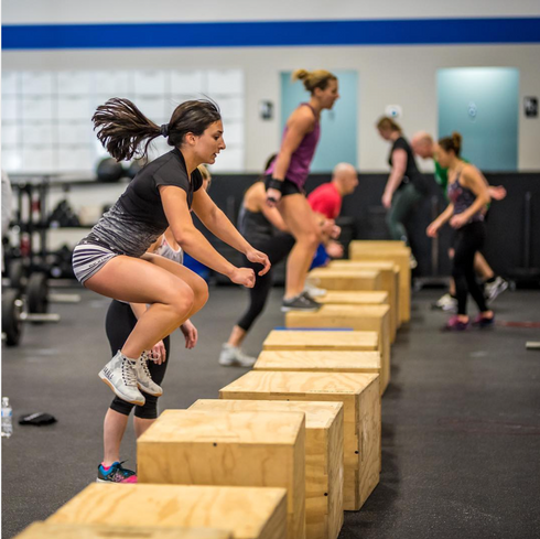 Workout of the Week: CrossFit