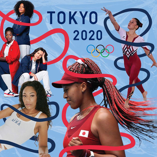 BEAUTY IN THE OLYMPICS
