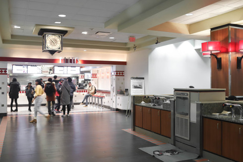 George Sherman Union Gets a Makeover