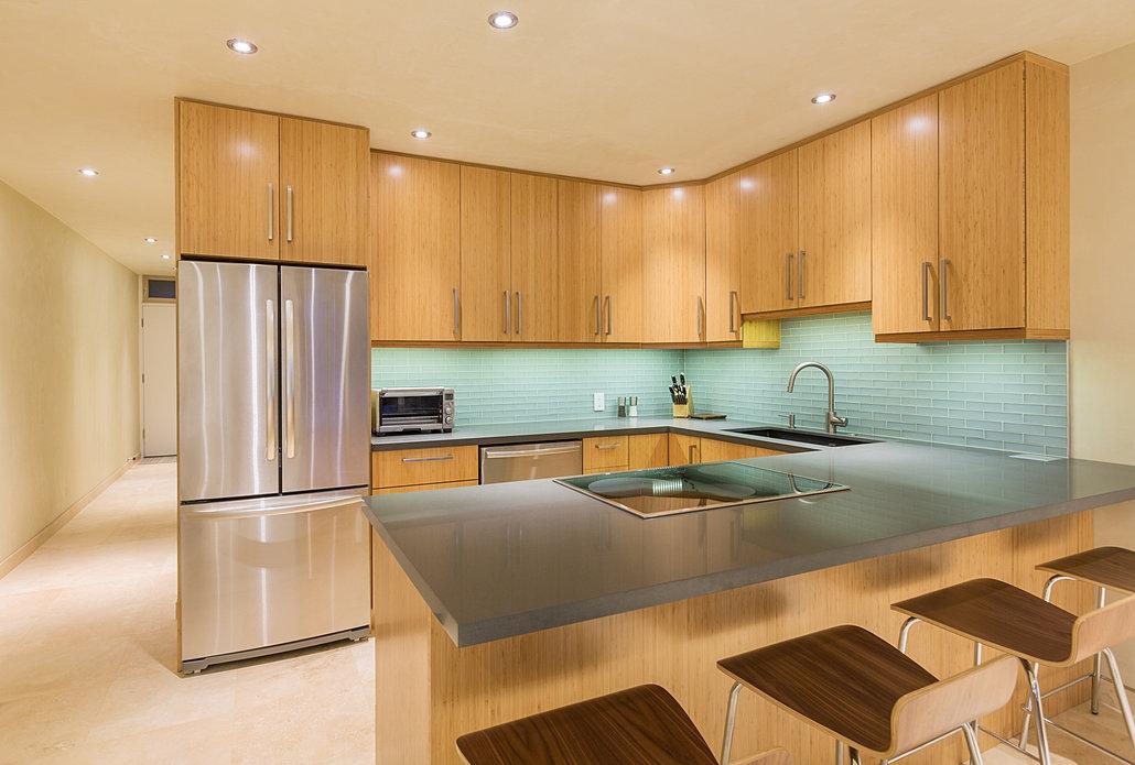 Wood Veneer For Cabinets Kitchen Cabinets And Design Veneer