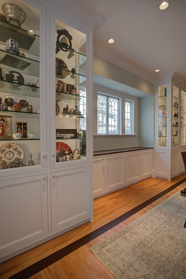 CHINA CABINETRY