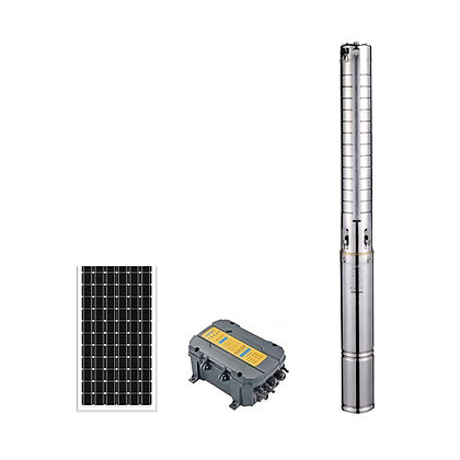 3PSS Brushless Solar Pump 1100W