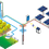 "Thumbnail: Lorentz Pump PS2-150 C-SJ5-8 0.3KW Solar Submersible Pump System for 4"" wells"