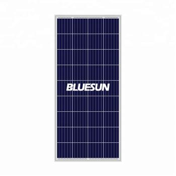 Bluesun Solar Panel 160W - Poly