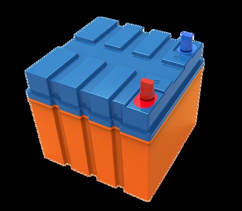Lithium iron phosphate battery (LiFePO4) 70Ah 12V