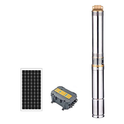 3LSC Brushless Solar Pump 600W
