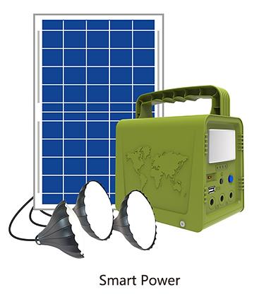 DC Solar Smart Power