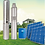 Thumbnail: 3 inch Solar Submersible Water Pump 0.5HP SAMKING