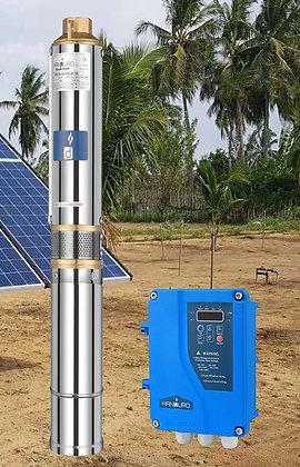 Solar Submersible Deep Well Pump 3S-400W-HANDURO
