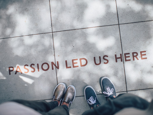 Career Passion - is it overrated?