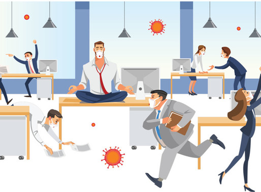 Wellbeing When Returning to Work - 5 Top Strategies All Leaders Need to Consider
