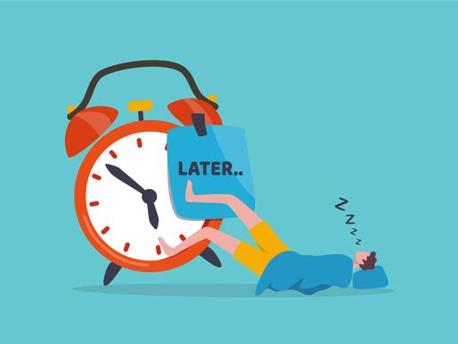 Prevent Procrastination in 6 Easy Steps