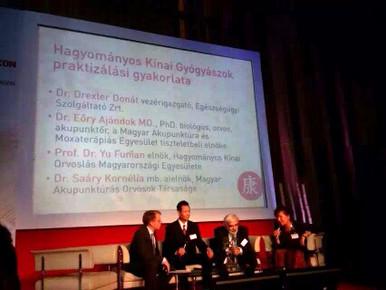 Konferencia a kínai orvoslásról az EMMI szervezésében