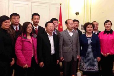 A hagyományos kínai orvoslás a kínai magyar kulturális csere zászlóshajója