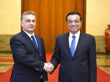 Kína és Magyarország miniszterelnökei megállapodást írtak alá hagyományos kínai orvosi oktató és gyó