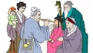 A kínai oltás története