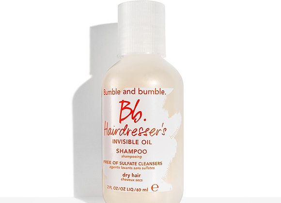 Hairdresser's Invisible Oil Shampoo 2oz