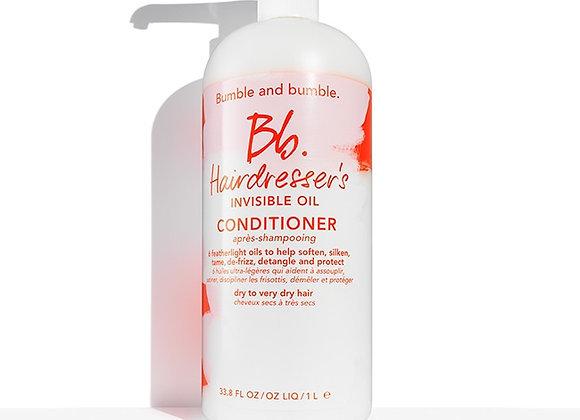 Hairdresser's Invisible Oil Conditioner Litre