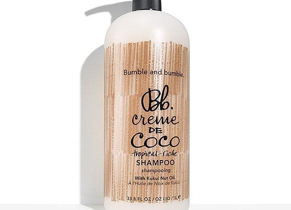 Creme De Coco Shampoo Litre