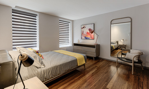 Standard spacious 1 bedroom A05