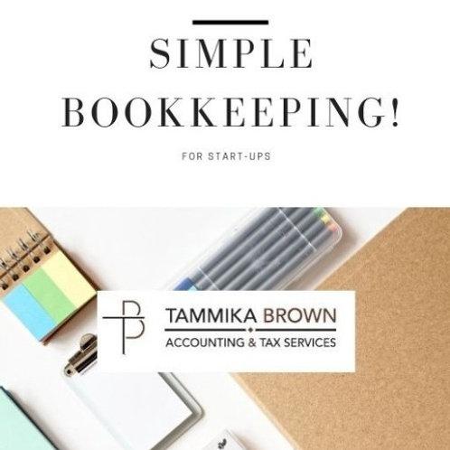 Simple Bookkeeping!
