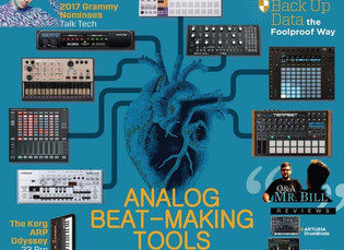 Analogue Solutions in EM Cover Story