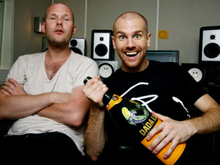 Ask Audio Interviews Dada Life