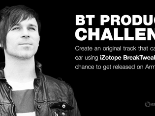 iZotope and Beatport® Play Launch BT Producer Challenge