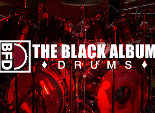 FXpansion Releases BFD Black Album Drums