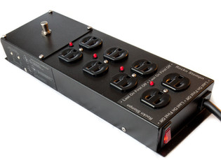Rockn Stompn Updates Sequential Power Strip For Musicians