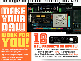 ALK2 Reviewed in Recording Magazine