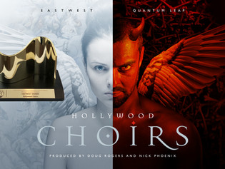 EastWest Hollywood Choirs Brings Home TEC Award For Technical Achievement