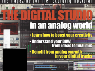 iZotope Mobuis Filter in Recording Magazine